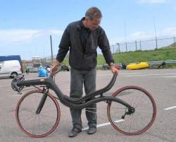 Vederlicht en superstijf: de nieuwe M5 Carbon High Racer