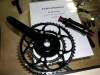 Crankset and bottom bracket (Not yet available!)