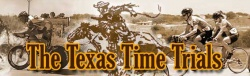 Greg Gross participates in the Texas Time Trials