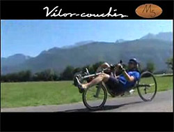 M5 Recumbents on video