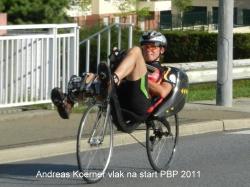 Fantastische prestaties M5 deelnemers aan Paris Brest Paris 2011!
