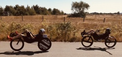 Stijn van de Maele (B) again WORLD Champion on M5 Carbon High Racer