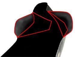 M5 Tail Fairing, met of zonder zijvakken